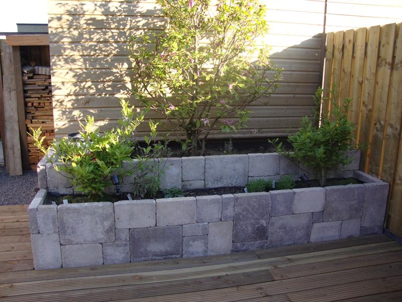 Rene meulendijks tuinrealisatie deurne - Weergaven tuin lange ...